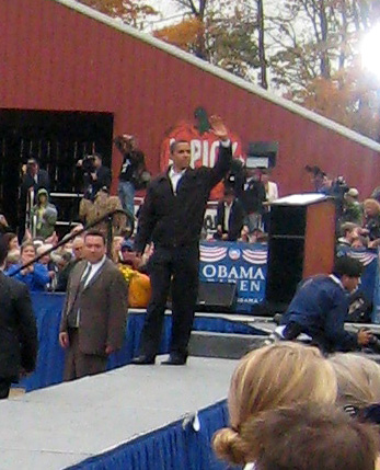 Obama post speech